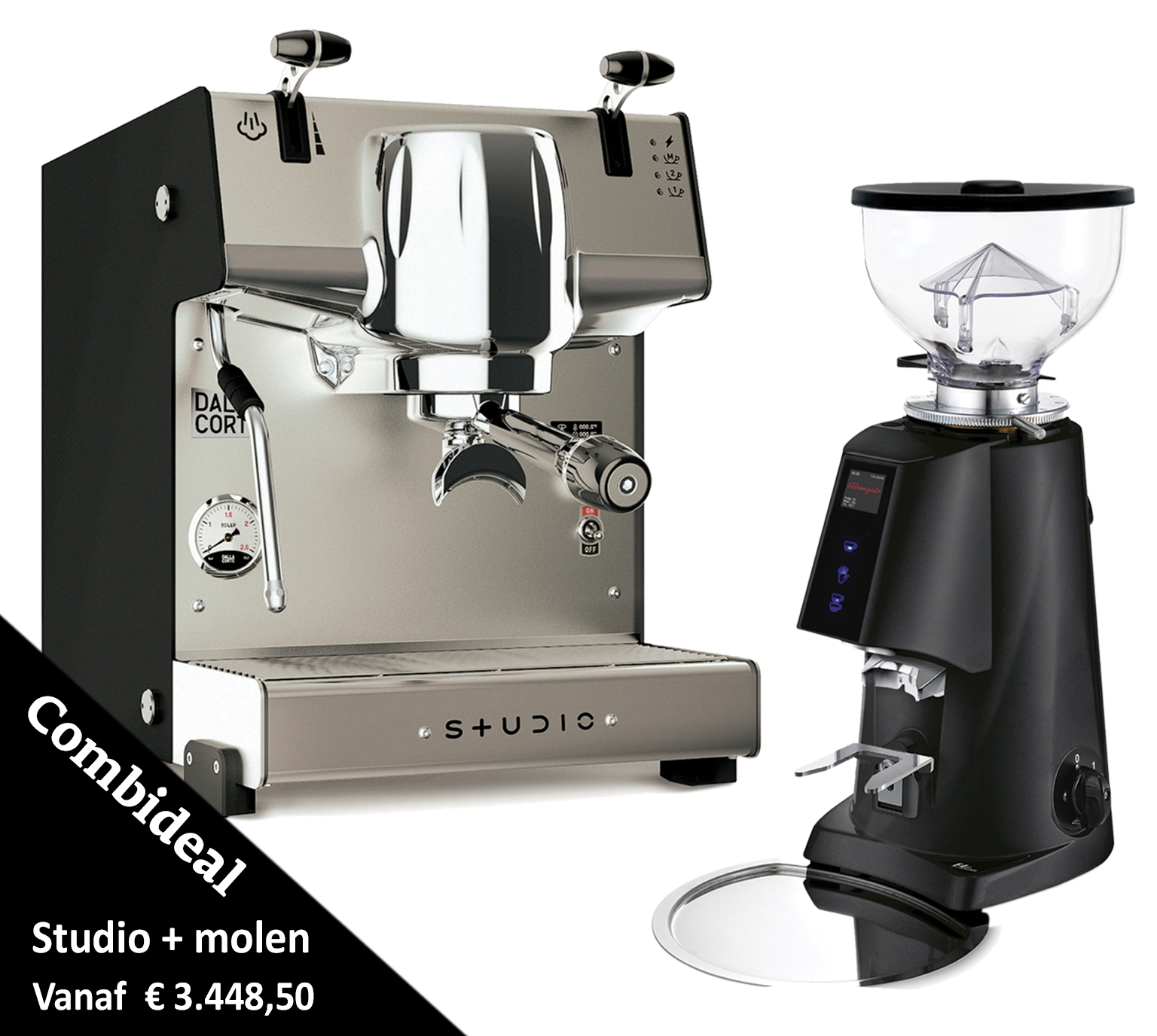 Espressomachine voor thuis