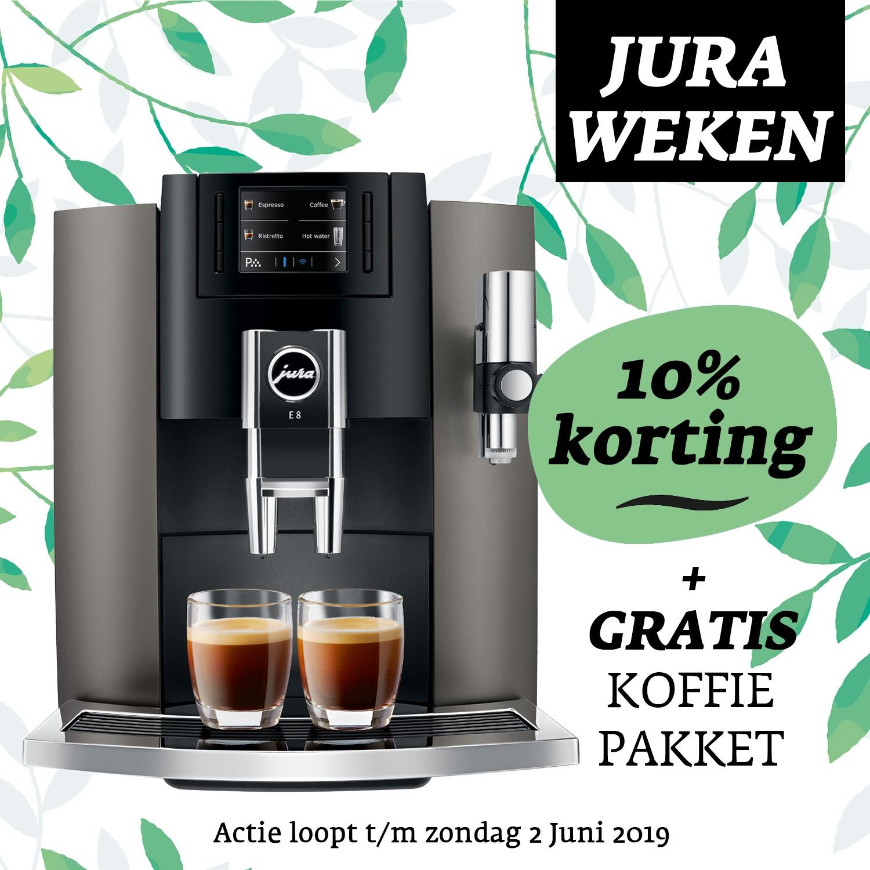 Jura koffiemachines