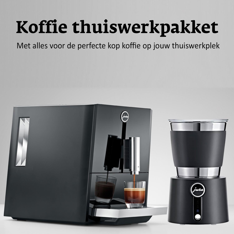 Thuiswerkpakket met Koffiemachine