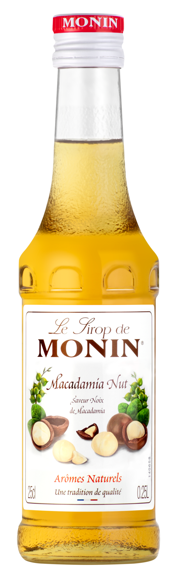 Monin Siroop Macadamia 250ml
