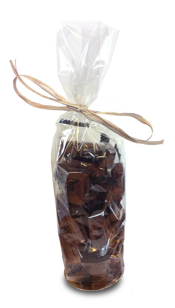 Zakje Nougat Chocolade