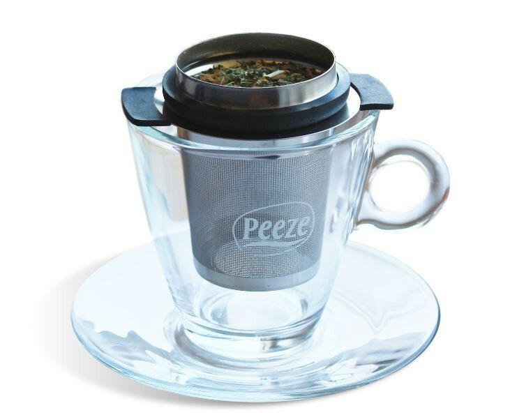 Theezeefje voor losse thee