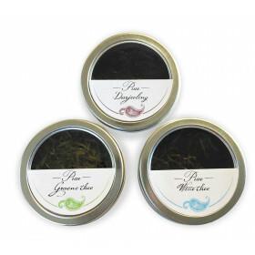 Communitea Norwood 3 blikjes pure losse thee (3x 25gram)