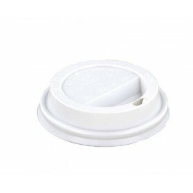 Deksel voor 8oz/240 ml Peeze koffiebeker (50st.)