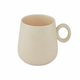 Nieuw - Point-Virgule koffie en thee mok - 400 ml