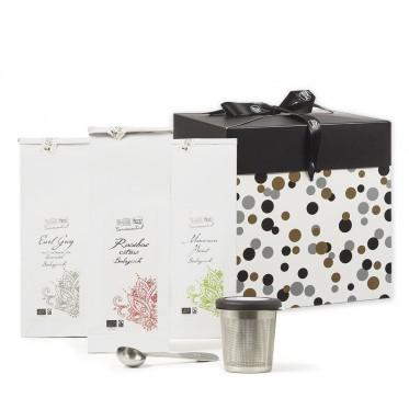 Thee Proefpakket voor losse thee - 3 smaken