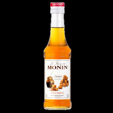 Monin Siroop Caramel 250ml