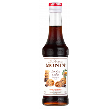 Monin Siroop Chocolate cookie 250ml