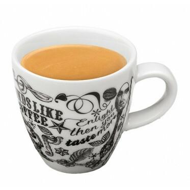 Coffee Talk Café Crème kop