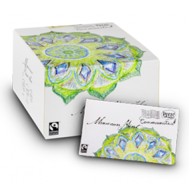 Communitea Colombo enveloppe Moroccan Mint
