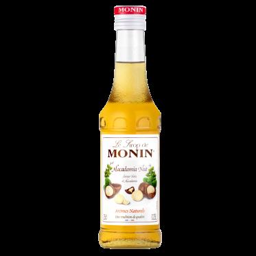 Monin Siroop Macadamia 250ml