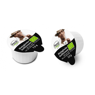 Peeze Biologische koffieroom cups
