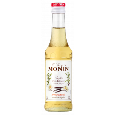 Monin Siroop Vanille 250ml