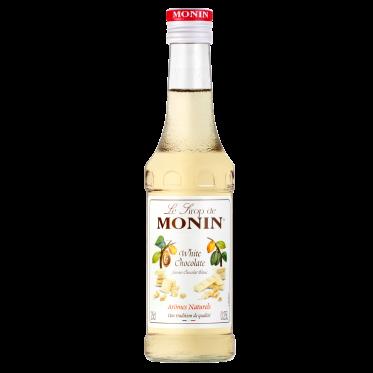 Monin Siroop White Chocolate 250ml