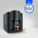 Jura D4 Piano Black espressomachine
