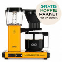 Moccamaster koffiemachines met gratis koffie proefpakket