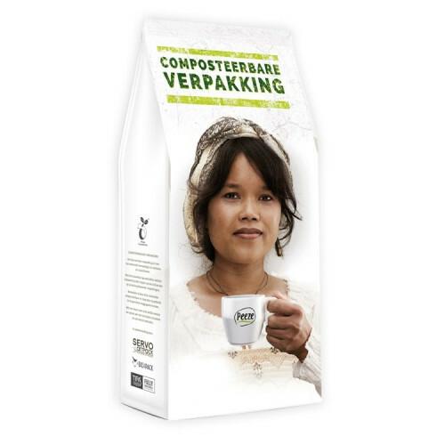 250g Koffiebonen Romagna Donker duurzaam fairtrade