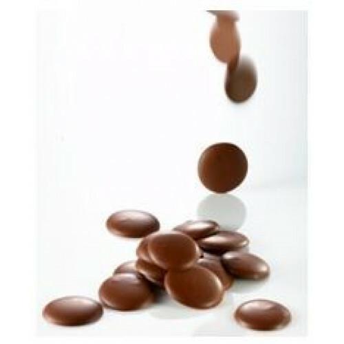 15 sachets met Chocoladetabletten - Melk