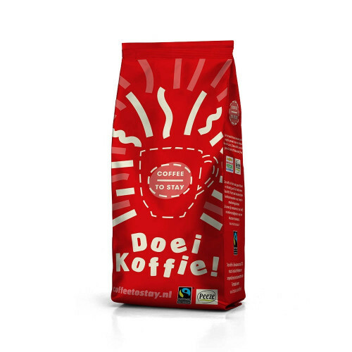 Coffee to Stay Ethiopie filterkoffie 4x 250 gram