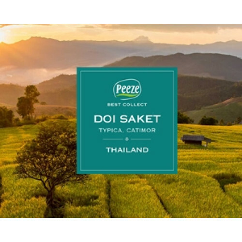 Single Origin koffie Best Collect Doi Saket Thailand