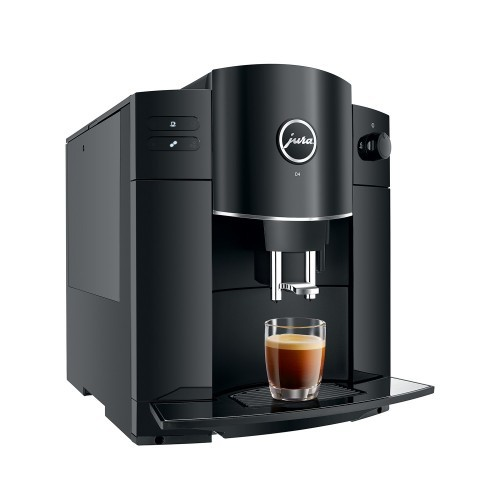 Jura D4 Piano Black espressomachine