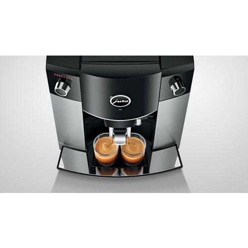 Jura D6 koffiemachine koop je bij Peeze