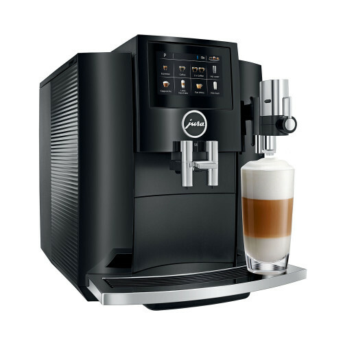 JURA S8 Piano Black EA koffiemachine
