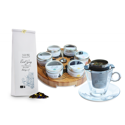 Norwood Earl Grey met citroen en lavendel - losse thee