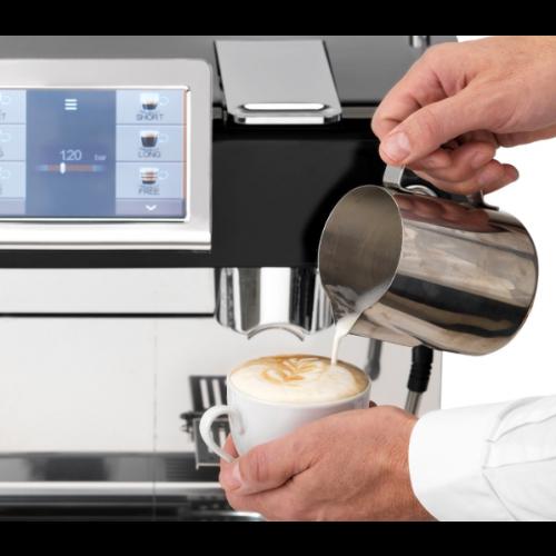 Koffiecupmachine met 2 zetgroepen
