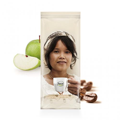 Koffiebonen middel fairtrade duurzaam