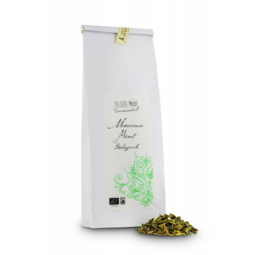 Norwood Moroccan Mint thee