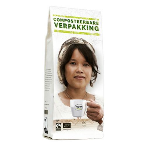 Cadeaupakket koffie met koffiesiroop