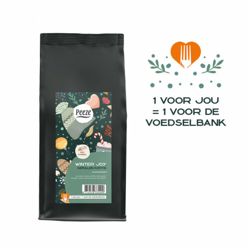 Winter Joy gemalen koffie 250 gram