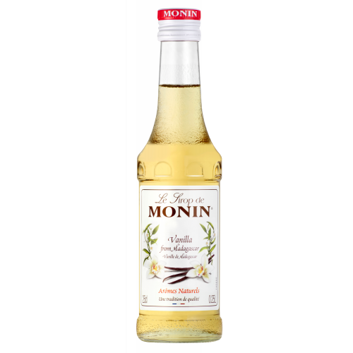 Monin Siroop Vanille 250ml