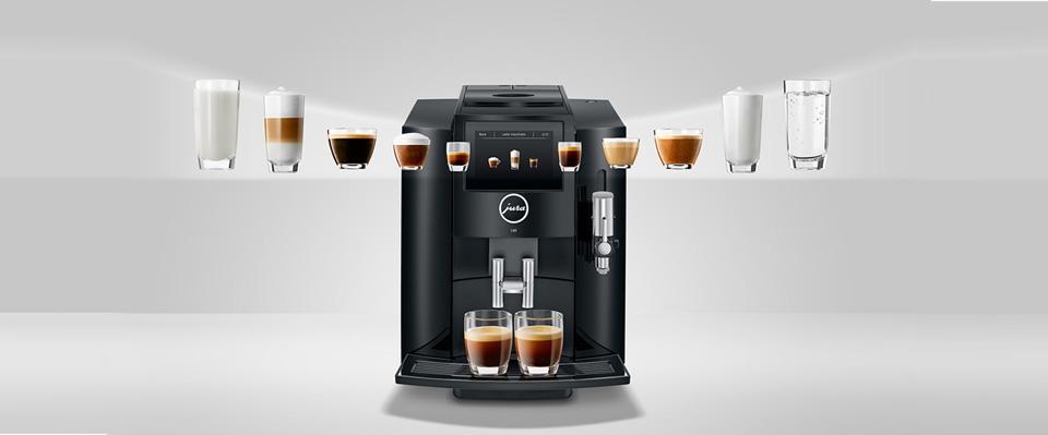 JURA Koffiemachine voor thuis